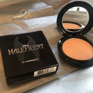 MAC cosmetics Disney's Maleficent beauty powder
